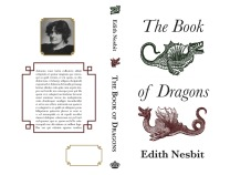 Alternate Book of Dragons Cover Design Erika Schnatz