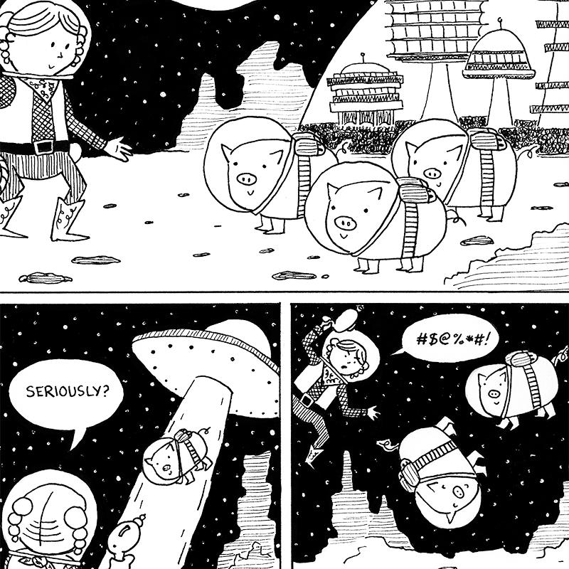 Erika Schnatz Single Page Comics Header (2014)