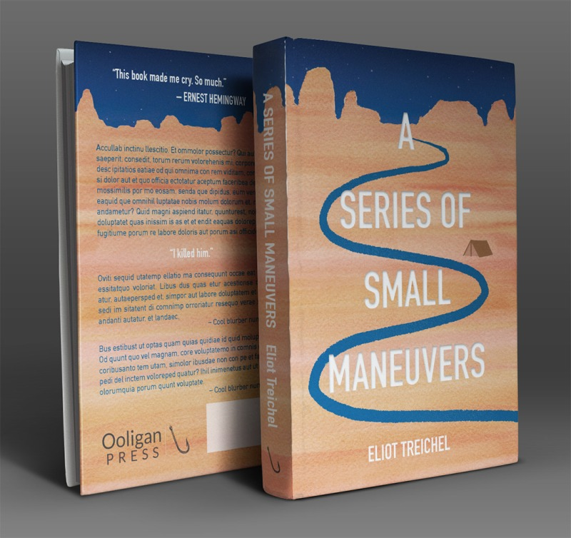 A Series of Small Maneuvers cover Erika Schnatz