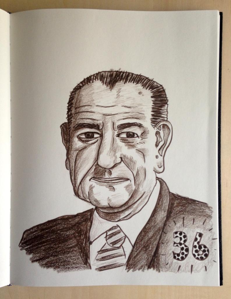 Lyndon Baines Johnson Erika Schnatz