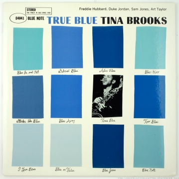 Tina Brooks True Blue album cover