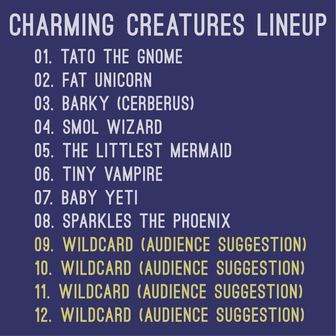 CreaturesLineup-01
