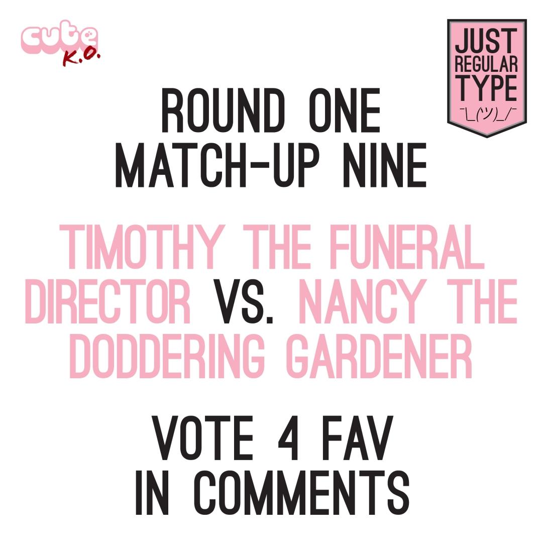 RoundOne-MatchupNine