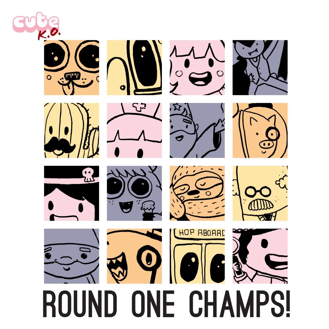 RoundOneChamps