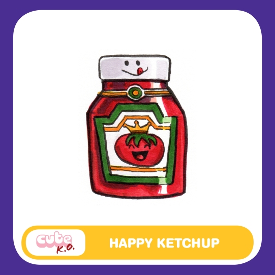 02-HappyKetchup