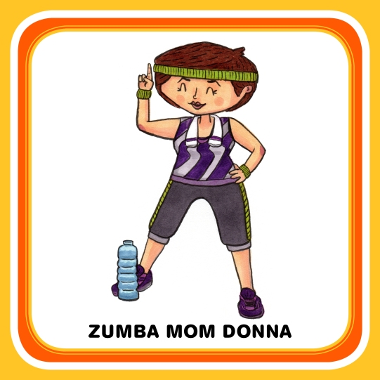 RoundFour-ZumbaMomDonna