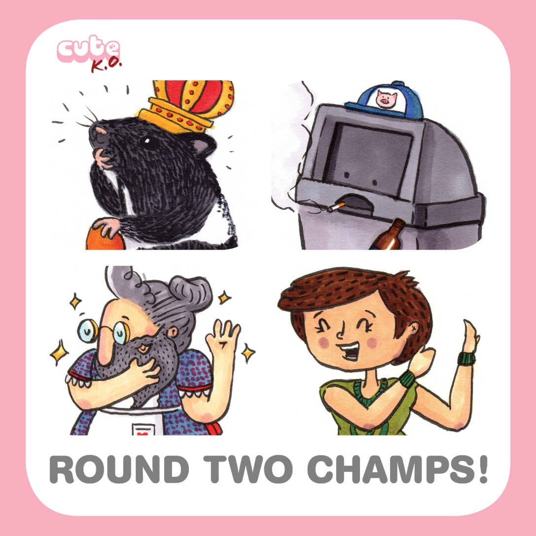 CuteKO2018-RoundTwoChamps