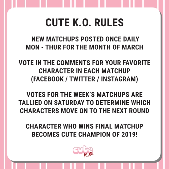 CuteKO2019-Rules
