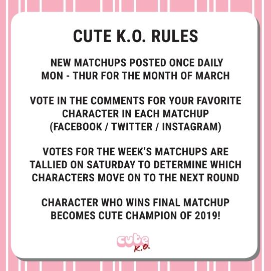 CuteKO2019-Rules