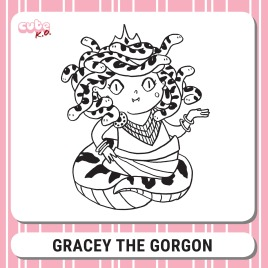 Cute K.O. 2019 Round One: Gracey the Gorgon