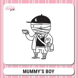 Cute K.O. 2019 Round One: Mummy's Boy