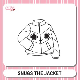 Cute K.O. 2019 Round One: Snugs the Jacket