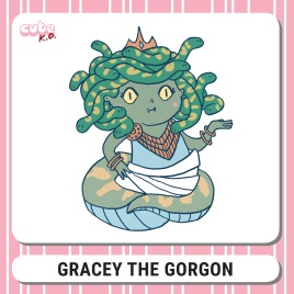 Cute K.O. 2019 Round Two: Gracey the Gorgon